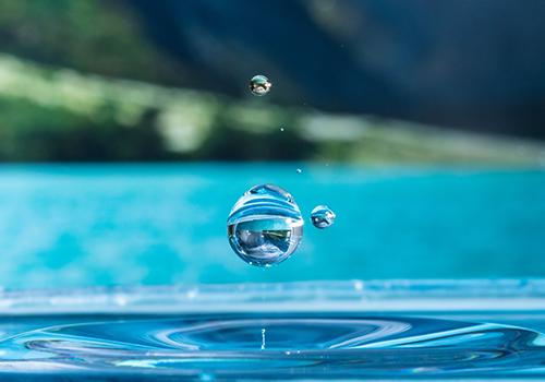 Regenwasser-Retention
