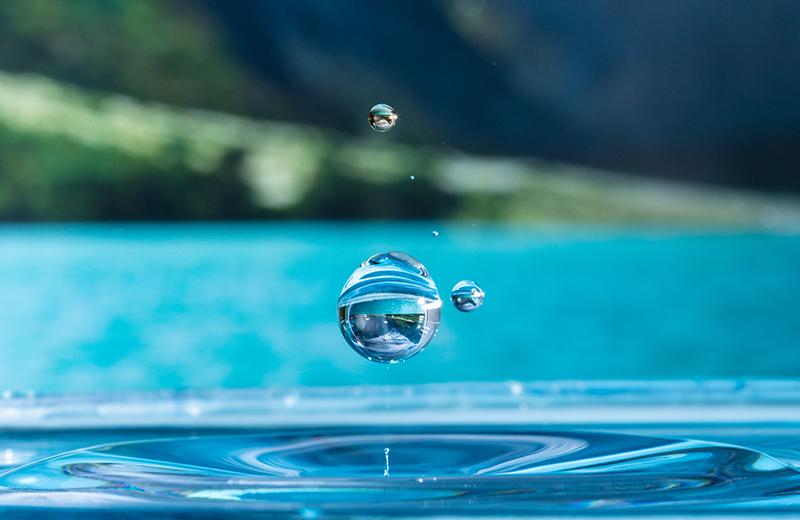 Regenwasser-Rückhaltung