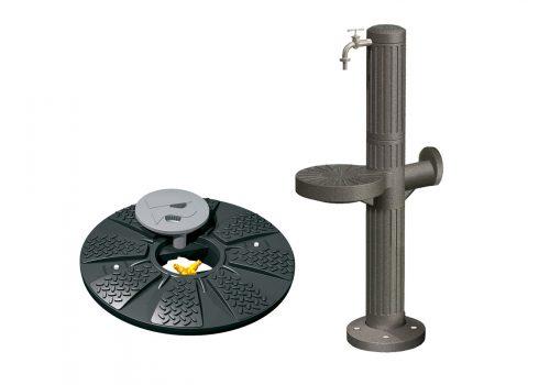 Wasserentnahme