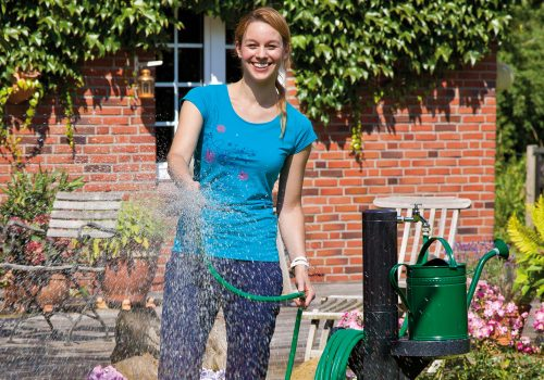Garten-Komplettanlage Premium