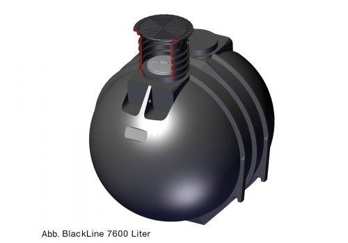 Trinkwassertank BlackLine
